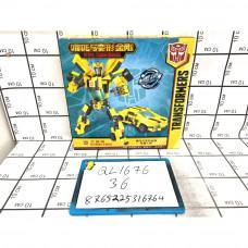 Конструктор Трансформер машина 392 дет., 36 шт. в кор. QL1676