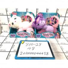 Мягкая игрушка Питомец, 48 шт. в кор. 800-28