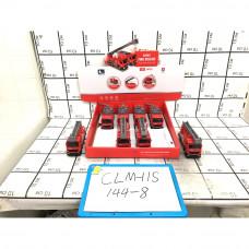 Грузовая техника свет звук 8 шт. в блоке, 144 шт в кор. CLM-11S
