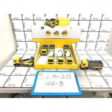 Грузовая машина свет звук 8 шт. в блоке, 144 шт в кор. CLM-21S
