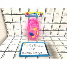 Ванна с уточками, 160 шт. в кор. 596B-22