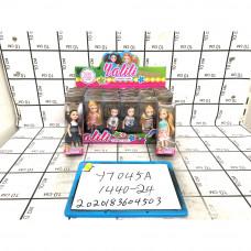 Куклы Чалили 24 шт. в блоке, 1440 шт. в кор. YT045A
