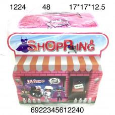BB076 Кукла в шаре IOK 12 шт. в блоке, 24 шт. в кор.