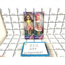 Зачарованные куклы, 288 шт. в кор. 852