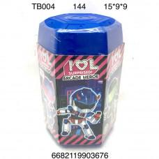 TB004 Кукла в шаре Arcade 144 шт в кор.