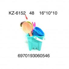 Набор для песочницы, 48 шт. в кор. KZ-6152