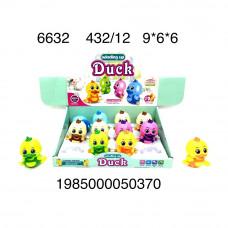 Заводные игрушки 12 шт. в блоке, 432 шт. в кор. 6632