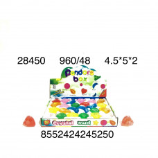 Лизун Пандора бокс 48 шт. в блоке, 960 шт. в кор. 28450-960