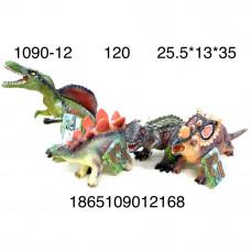 1090-12 Динозавры (свет, звук), 120 шт. в кор.