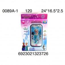 0089A-1 Телефон интерактивный Холод, 120 шт. в кор.