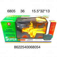 6805 Экскаватор Р/У, 36 шт. в кор.