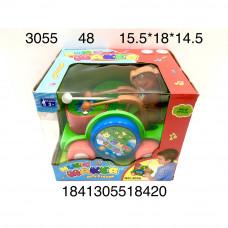 3055 Музыкальная игрушка Music Maker - Бобер, 48 шт. в кор.