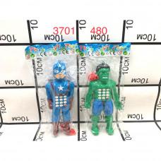 3701 Фигурка Супергероя, 480 шт. в кор.