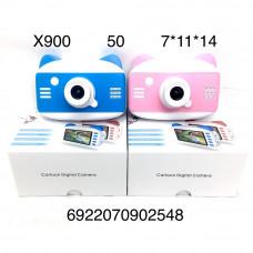 X900 Цифровой фотоаппарат зверушка, 50 шт в кор.
