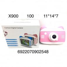 X900 Цифровой фотоаппарат зверушка, 100 шт. в кор.