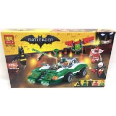 Конструктор Бетмен 282 дет. 72 шт в кор.  10630