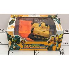 Трактор Трансформер, 96 шт. в кор. 287-10