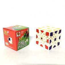 Кубик Рубика шестерёнки. Пластик.. арт 8865