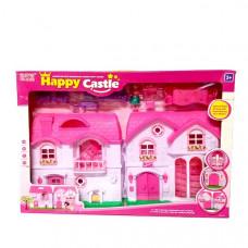 Дом для кукол с аксессуарами, 10 шт. в кор. 668-18