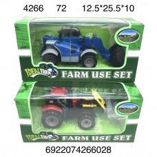 4266 Трактор, 72 шт. в кор.