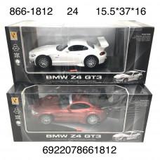 866-1812 Машина на батарейках (свет, звук), 24 шт. в кор.