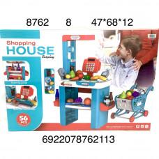 8762 Игровой набор Магазин, 8 шт. в кор.