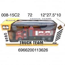 008-15C2 Пожарная машина на Р/У, 72 шт. в кор.