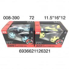 008-390 Машинка перевёртыш на Р/У, 72 шт. в кор.