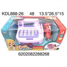 KDL888-26 Игровой набор Касса, 48 шт. в кор.