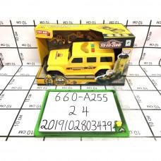 Машина (свет, звук), 24 шт. в кор. 660-A255