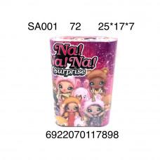 SA001 Куклы Na Na Na сюрприз, 72 шт. в кор.