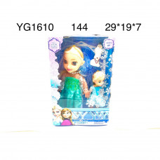 YG1610 Кукла Холод  в коробке, 144 шт. в кор.