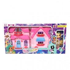 Кукла Hairdorables с домиком 36 шт в кор. H-002