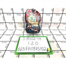 Бакуган на блистере, 120 шт. в кор. SB602-14