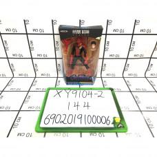 Фигурки Супергероя 144 шт в кор. XY9104-2