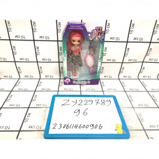 Зачарованная кукла с аксессуарами, 96 шт. в кор. ZY229789
