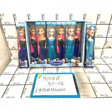 Кукла Холод 12 шт. в блоке, 360 шт в кор. 9008B