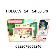Счастливая семья Набор с кухней 24 шт в кор. FDE8659