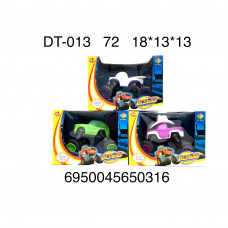 Машинки Вездеход, 72 шт. в кор.DT-031