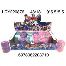 LDY220876 Игрушка Stars54 18 шт. в блоке, 48 шт. в кор.
