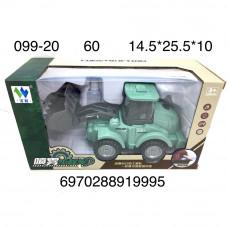 099-20 Трактор (свет, звук), 60 шт. в кор.