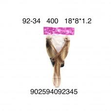 92-34 Деревянная рогатка, 400 шт. в кор.