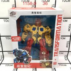 1158-9 Робот Трансформер 36 шт в кор.