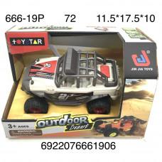 666-19P Машина на батарейках (свет, звук), 72 шт. в кор.