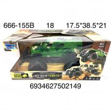 666-155 Машинка Джип Р/У 18 шт в кор.