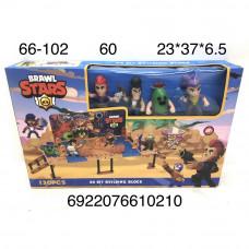 66-102 Brawl Stars набор 60 шт в кор.