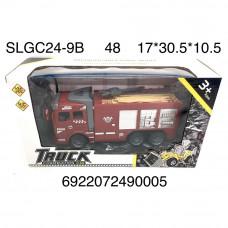 SLGC24-9B Пожарная машина на РУ. 48 шт в кор.