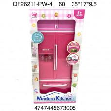 QFW26211-PW-4 Кухонный шкаф Свет звук 60 шт в кор.