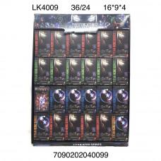LK4009 Супергерои 24 шт. в блоке, 36 блоке. в кор.