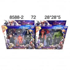 8588-2 Супергерои набор, 72 шт. в кор.